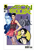 Aeon Flux no2 (Dark Horse)
